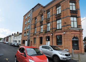 Thumbnail 1 bed flat to rent in Market Street, Widnes