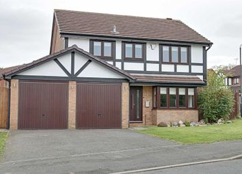Thumbnail 4 bed detached house for sale in Ganton Road, Turnberry, Bloxwich