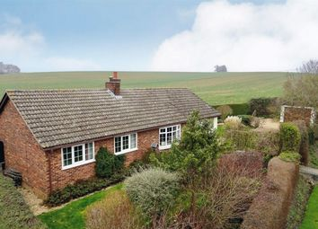 Stow Road, Kimbolton, Huntingdon PE28. 3 bed detached bungalow for sale