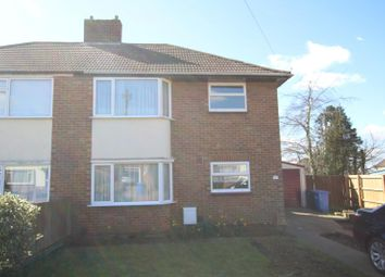 Thumbnail 3 bed semi-detached house to rent in Tranmere Grove, Ipswich