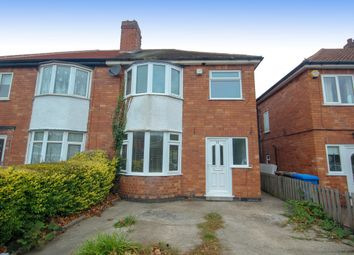 Thumbnail 3 bed semi-detached house for sale in Constable Lane, Littleover, Derby