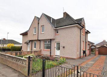 Thumbnail 2 bed semi-detached house for sale in Calder Road, Bellshill