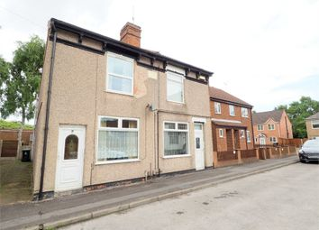 Thumbnail 2 bedroom semi-detached house for sale in King Street, Kirkby-In-Ashfield, Nottinghamshire