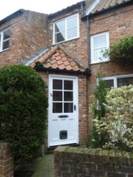 Thumbnail 2 bed terraced house to rent in Northgate, Louth