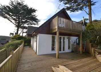 Thumbnail 2 bedroom detached bungalow for sale in Munchkin Manor, Tregoyne, Porthtowan