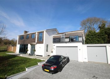 Thumbnail 5 bed detached house for sale in Roseneath Close, Chelsfield Park, Orpington, Kent