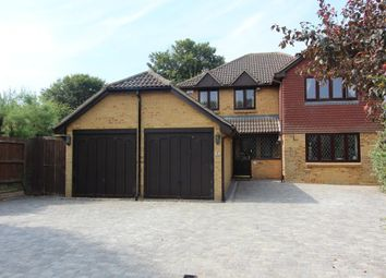 Thumbnail 4 bed detached house for sale in Durley Gardens, Orpington, Kent