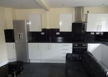 Thumbnail 4 bed terraced house to rent in Portland Road, Nottingham