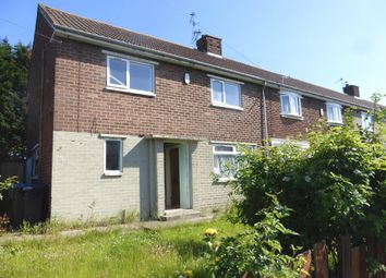 Thumbnail 3 bed end terrace house for sale in Gilmonby Road, Middlesbrough