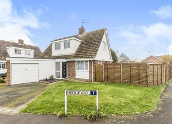 Thumbnail 3 bed detached house for sale in Hedgeway, Felpham, Bognor Regis, West Sussex