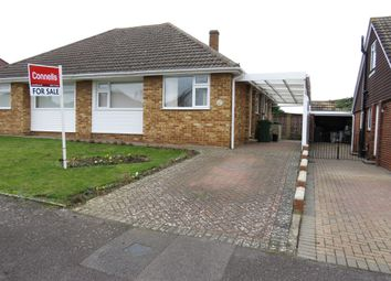Thumbnail 2 bed semi-detached bungalow for sale in Tintern Road, Allington, Maidstone