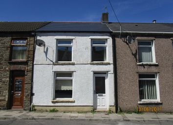 Thumbnail 2 bed terraced house to rent in Maiden Street, Maesteg, Bridgend.