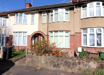 Thumbnail 2 bed terraced house for sale in St Monicas Avenue, Luton, Bedfordshire