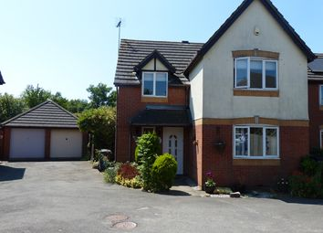 Thumbnail 4 bed detached house to rent in Houghton Avenue, Peterborough