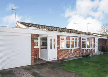 Thumbnail 2 bedroom semi-detached bungalow for sale in Brese Avenue, Warwick