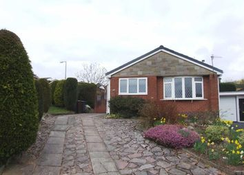 Thumbnail 3 bed detached bungalow to rent in Churchill Avenue, Cheddleton, Leek