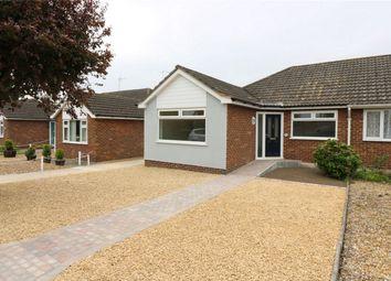 Thumbnail 3 bed semi-detached bungalow for sale in Cissbury Ring, Werrington, Peterborough, Cambridgeshire