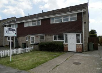 Thumbnail 3 bed terraced house to rent in Beaulieu Rd, Boyatt Wood