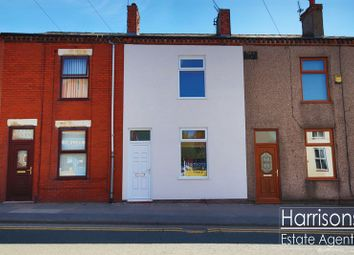 Thumbnail 2 bed terraced house to rent in Leigh Road, Atherton, Manchester, Greater Manchester.