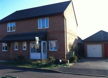 Thumbnail 2 bed property to rent in Ravenscar Court, Emerson Valley, Milton Keynes