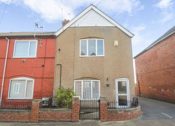 Thumbnail 3 bedroom end terrace house for sale in Cambridge Street, South Elmsall, Pontefract