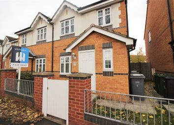 Thumbnail 3 bed semi-detached house for sale in Fender Way, Prenton, Merseyside