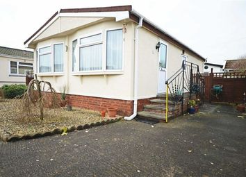 Thumbnail 2 bed bungalow for sale in Harthurstfield Park, Cheltenham, Gloucestershire