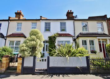 Thumbnail 2 bed terraced house for sale in Lenelby Road, Tolworth, Surbiton