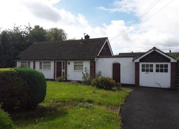 Thumbnail 3 bed bungalow for sale in Wombridge Road, Trench, Telford