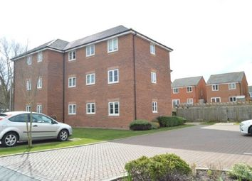 Thumbnail 2 bedroom flat to rent in Snowgoose Way, Newcastle, Newcastle-Under-Lyme