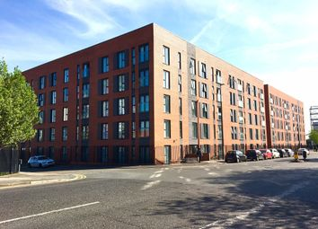 Thumbnail 2 bed flat to rent in Irwell Building, Lowry Wharf, Derwent Street
