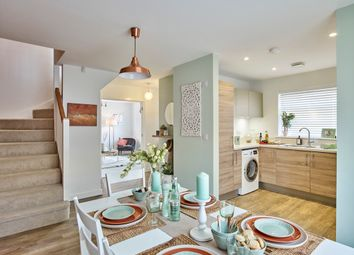 "Thumbnail 3 bed property for sale in ""The Chelstead"" at Yarrow Walk, Red Lodge, Bury St. Edmunds"