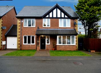 Thumbnail 4 bed detached house for sale in Parkside, Edgbaston, Birmingham