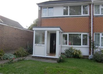 Thumbnail 1 bedroom end terrace house to rent in Verwood Close, Canterbury