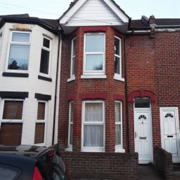 Thumbnail 3 bed property to rent in Thackeray Road, Southampton