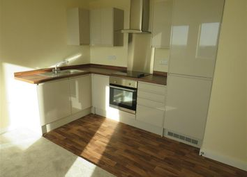 Thumbnail 1 bed flat to rent in Bridge Street, Walsall