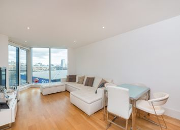 Thumbnail 2 bedroom flat for sale in Ensign House, Battersea Reach