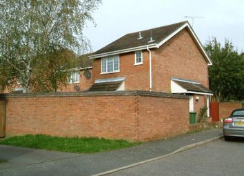 Thumbnail 1 bed semi-detached house to rent in Small Crescent, Linden Village, Buckingham