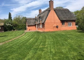 Thumbnail 3 bed cottage to rent in Abbots Ripton, Huntingdon, Cambs