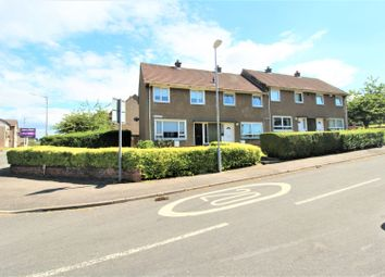 Thumbnail 2 bed end terrace house for sale in Castlefern Road, Glasgow