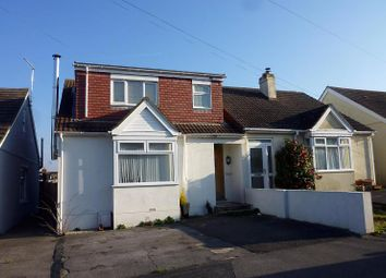 Thumbnail 3 bed bungalow to rent in Lansdowne Avenue, Purbrook, Waterlooville