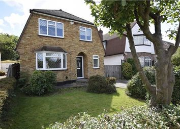 Thumbnail 3 bed detached house to rent in Felstead Road, Orpington