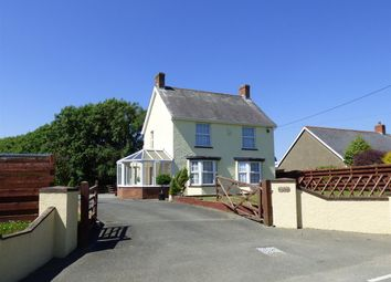 Thumbnail 4 bed detached house for sale in Lynfield, Clarbeston Road, Haverfordwest