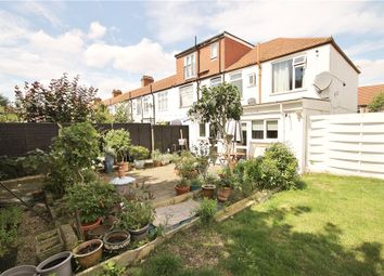 Thumbnail 3 bed end terrace house for sale in Chartham Road, South Norwood, London