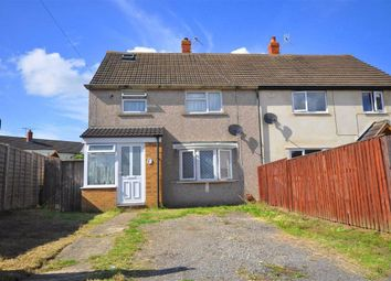 Thumbnail 3 bed semi-detached house for sale in Moseley Road, Cashes Green, Stroud