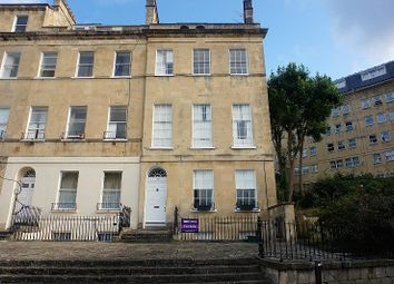 Thumbnail 2 bed flat for sale in Portland Place, Bath