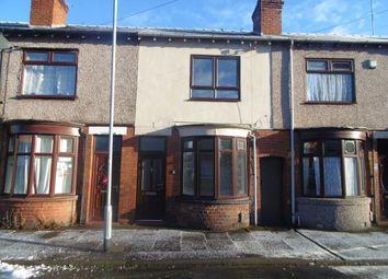 Thumbnail 2 bed terraced house for sale in Austin Street, Hanley, Stoke-On-Trent