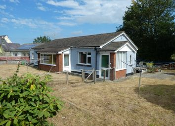 Thumbnail 2 bed detached bungalow for sale in Llangoedmore, Cardigan