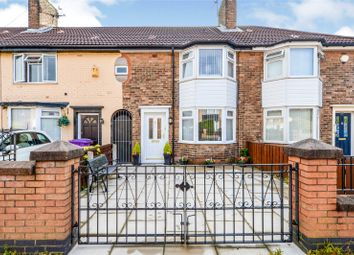 Thumbnail 2 bed terraced house for sale in Elstead Road, Walton, Liverpool