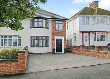 Thumbnail 3 bed semi-detached house for sale in Park Road West, Wollaston, Stourbridge